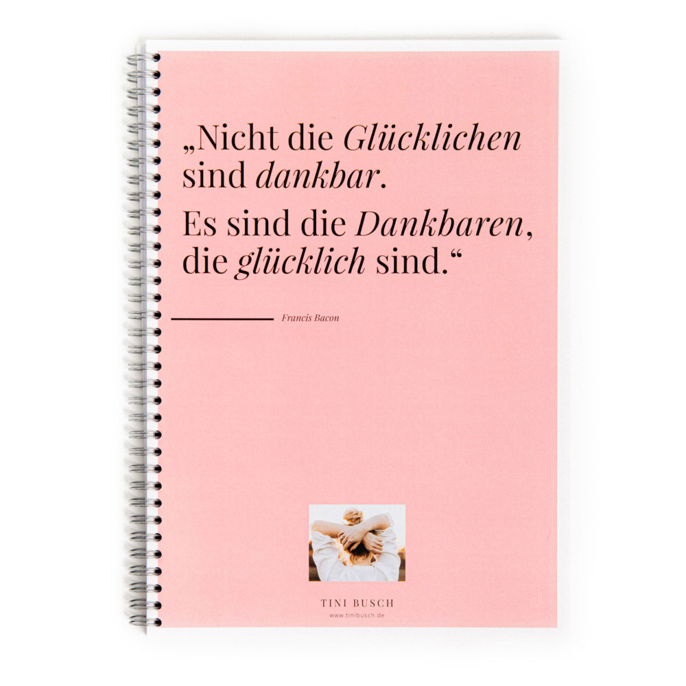 Dankbarkeits-Workbook Cover